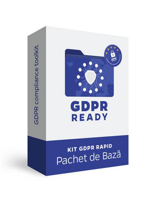Kit GDPR Rapid Pachet de bază