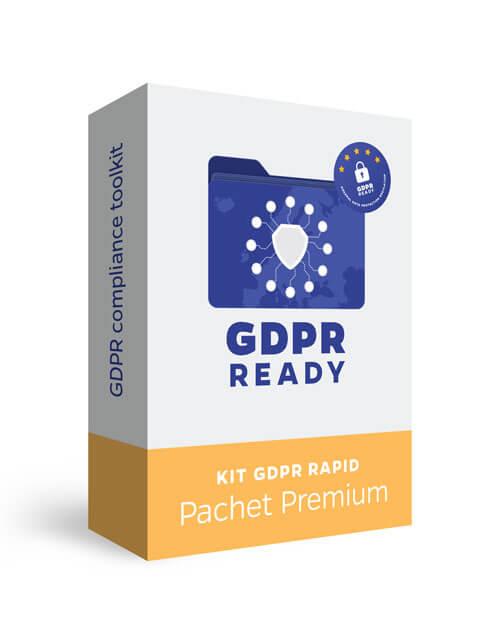 Kit GDPR Rapid Pachet Premium