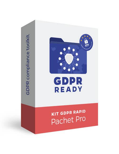 Kit GDPR Rapid Pachet Pro